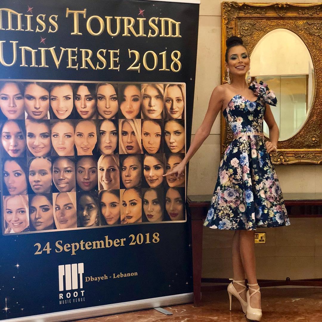 ana caceres, miss tourism universe 2018. - Página 2 41182810