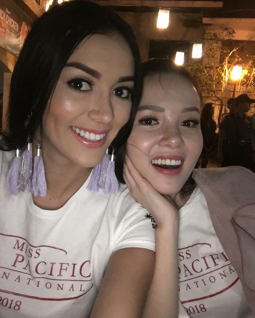 mariani chacon, 4th runner-up de miss asia pacific international 2018. - Página 4 41220110