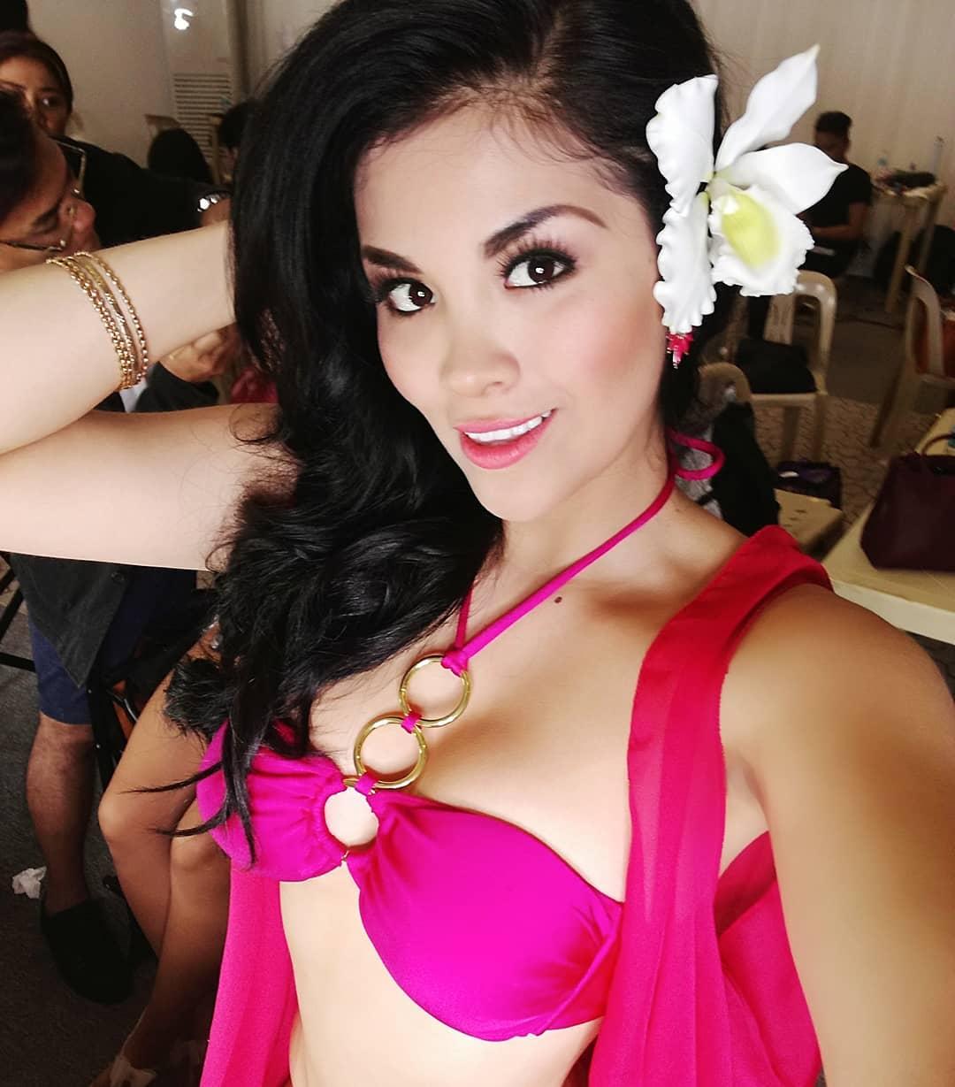 karen isabel rojas, miss tourism world peru 2019/top 20 de miss asia pacific international 2018/miss earth peru 2017. - Página 15 41220212