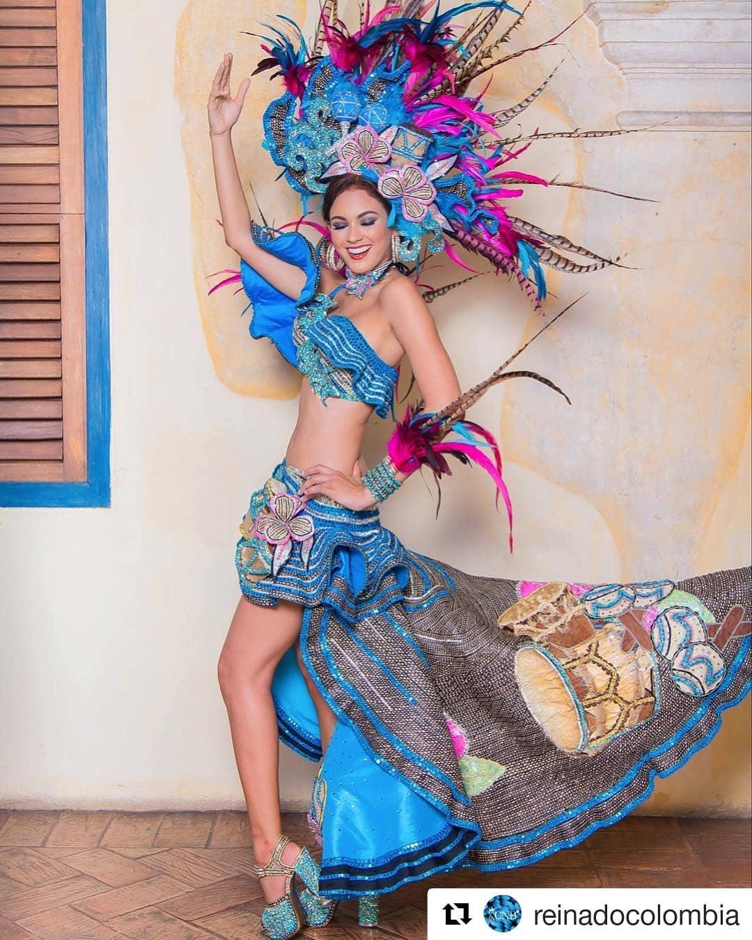ana catalina mouthon, 2nd runner-up de miss continentes unidos 2018. - Página 4 41241810