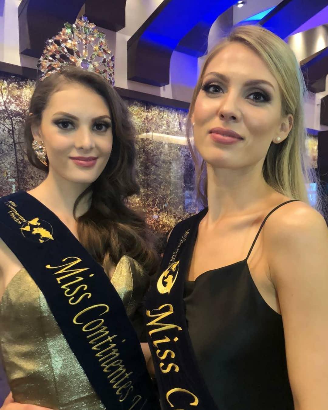 andrea saenz, miss continentes unidos 2018. - Página 5 41252110