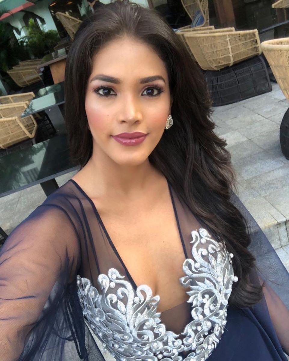 biliannis alvarez, top 10 de miss grand international 2018. - Página 4 41266510
