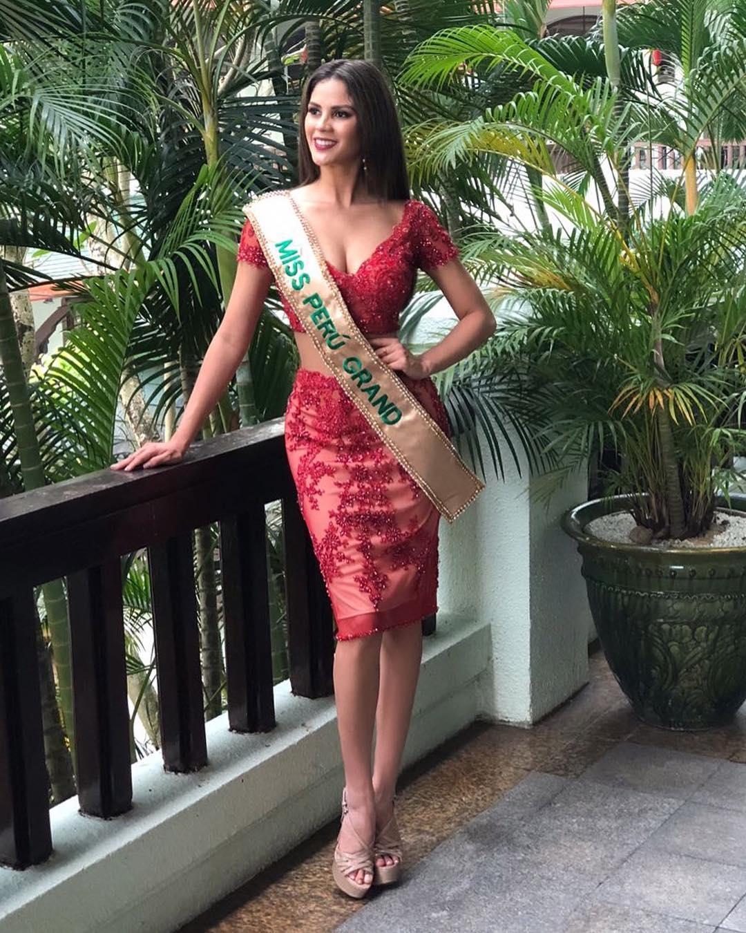 andrea moberg, top 20 de miss grand international 2018 (best national costume). - Página 4 41285410