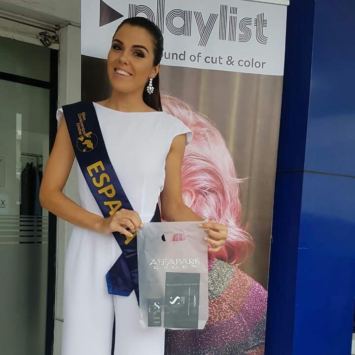 cynthia ruz lopez escobar, 3rd runner-up de miss continentes unidos 2018. - Página 4 41299110