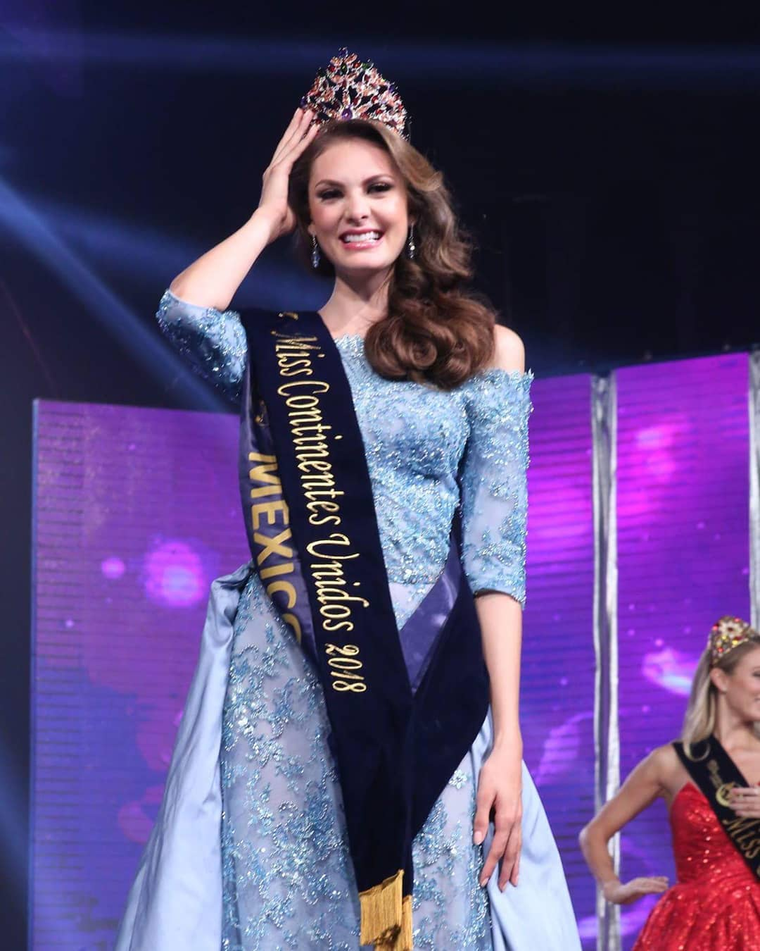 andrea saenz, miss continentes unidos 2018. - Página 5 41307510