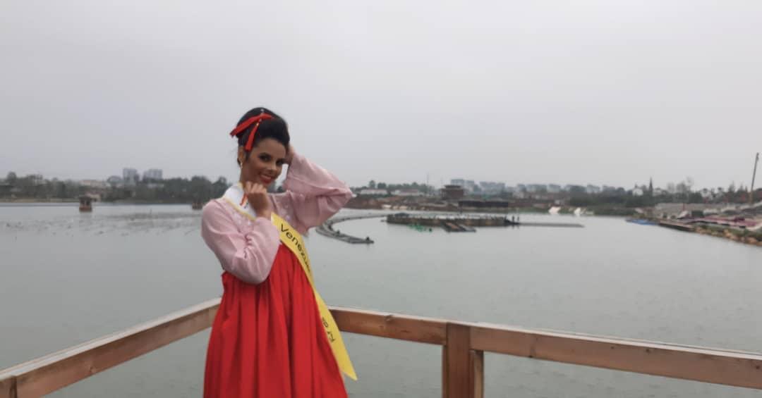 alexandra sanabria, miss tourism world venezuela 2018. - Página 5 41336711