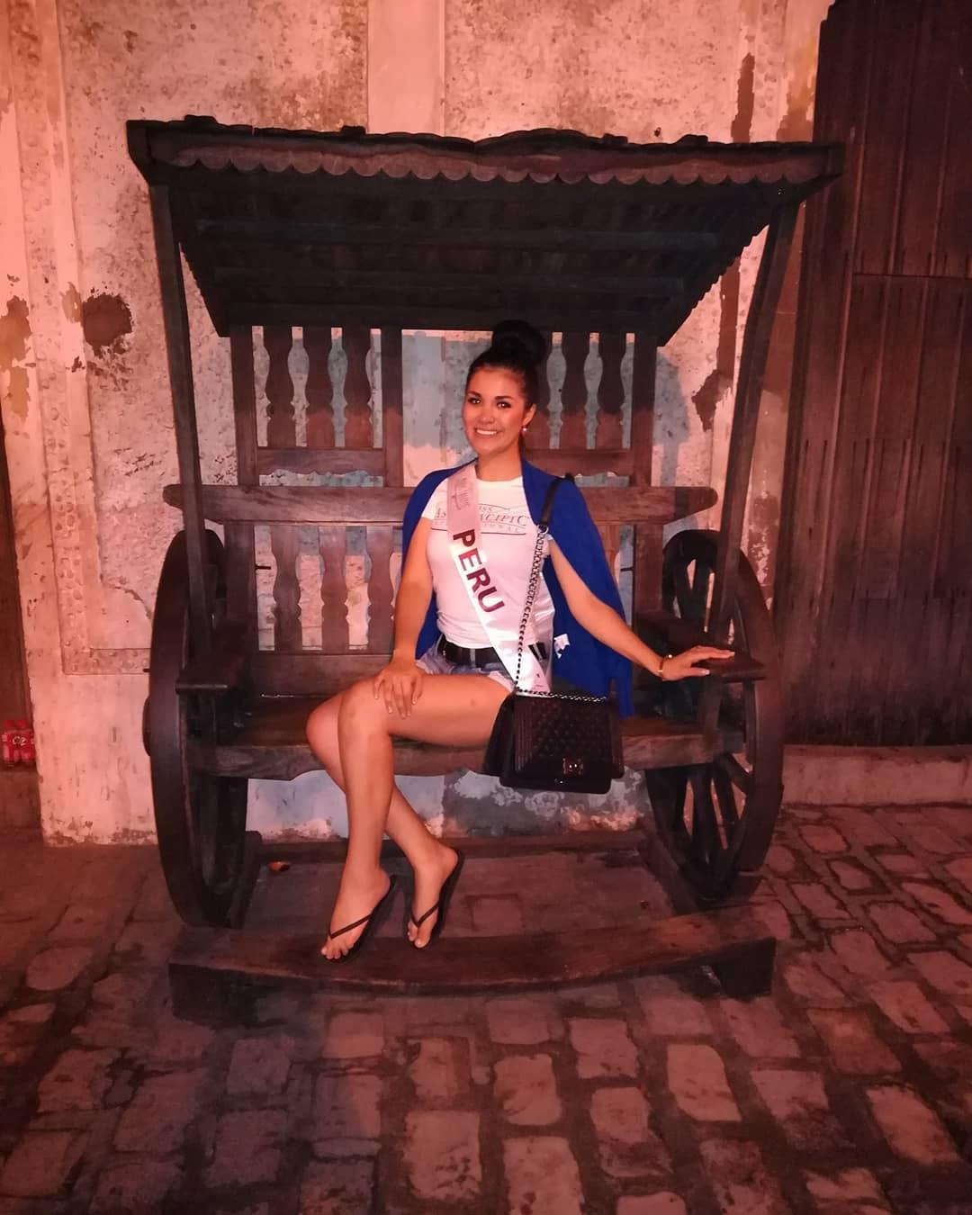 karen isabel rojas, miss tourism world peru 2019/top 20 de miss asia pacific international 2018/miss earth peru 2017. - Página 15 41338710