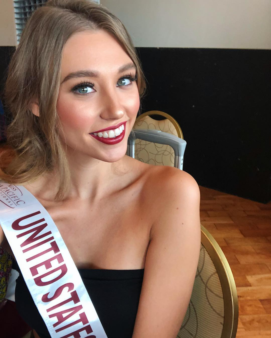 mackenzie lawrence, top 20 de miss asia pacific international 2018.  - Página 2 41342910