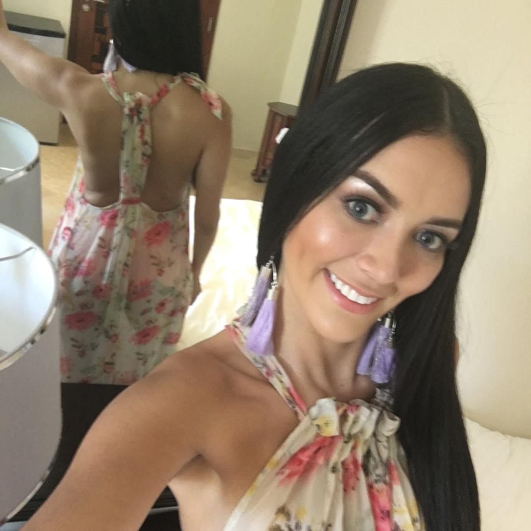 mariani chacon, 4th runner-up de miss asia pacific international 2018. - Página 5 41342912