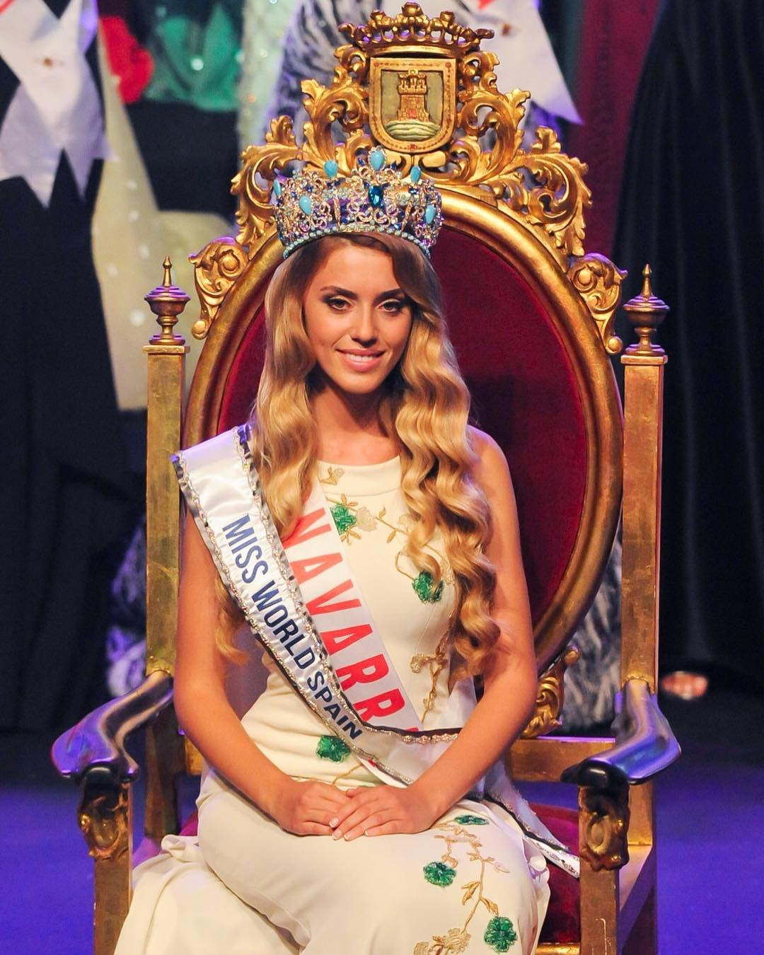 amaia izar leache, miss world spain 2018. - Página 3 41354710