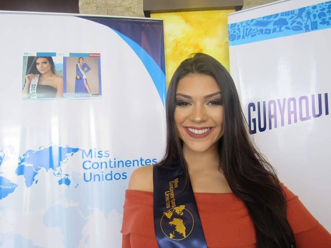 gleycy correia, miss brasil continentes unidos 2018. - Página 3 41362410