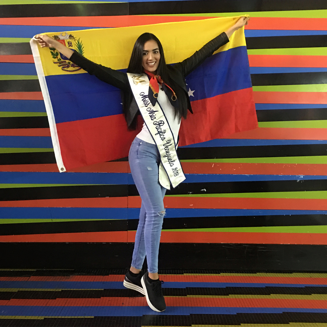 mariani chacon, 4th runner-up de miss asia pacific international 2018. - Página 2 41381710