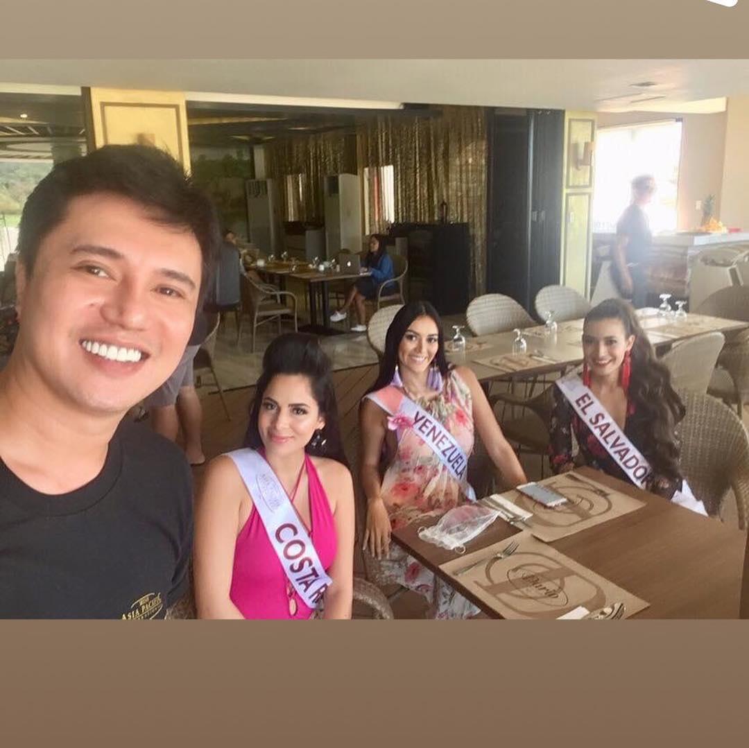mariani chacon, 4th runner-up de miss asia pacific international 2018. - Página 5 41384810