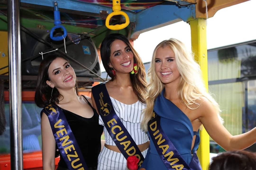 lolimar perez, miss venezuela continentes unidos 2018. - Página 2 41392210