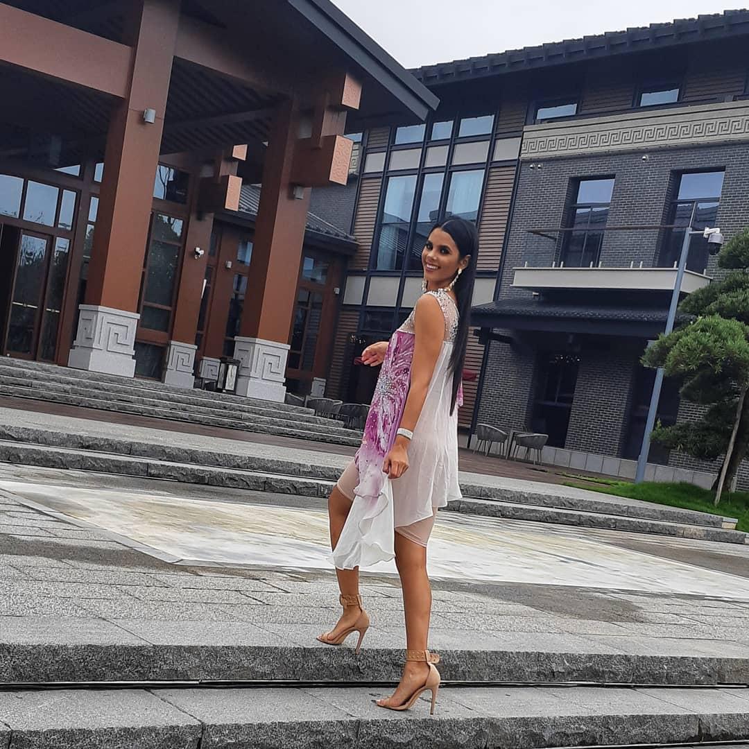 alexandra sanabria, miss tourism world venezuela 2018. - Página 5 41397811