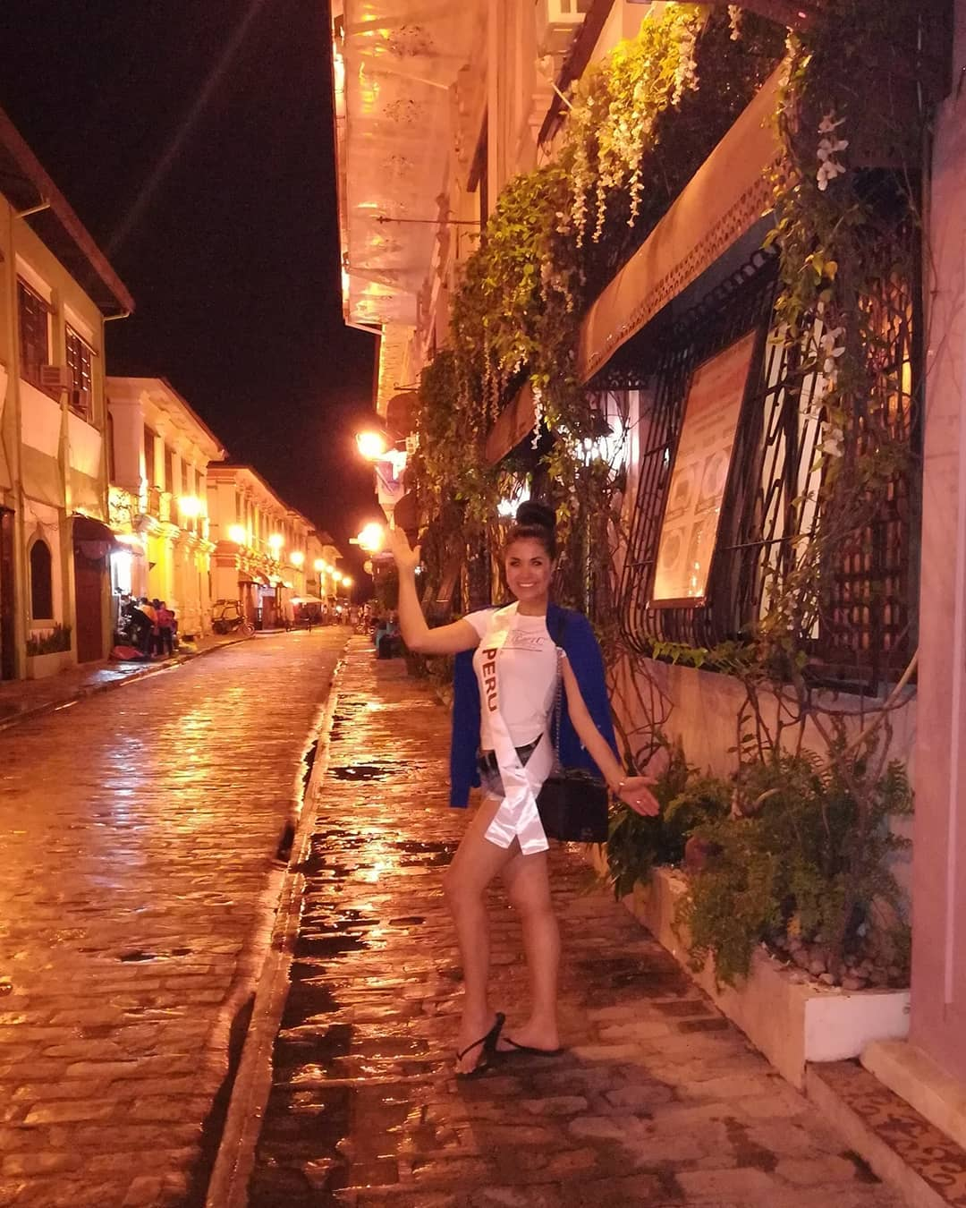 karen isabel rojas, miss tourism world peru 2019/top 20 de miss asia pacific international 2018/miss earth peru 2017. - Página 15 41397812