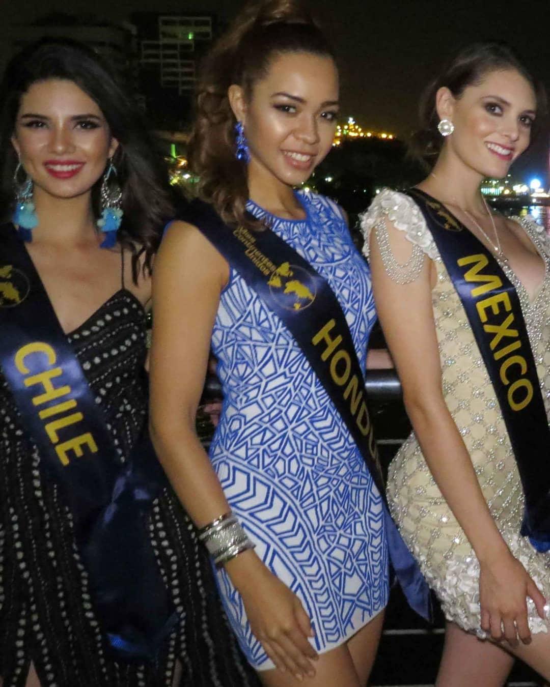 andrea saenz, miss continentes unidos 2018. - Página 3 41401510