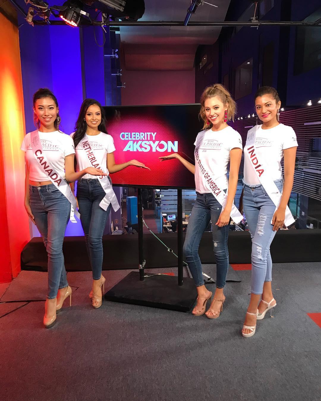 mackenzie lawrence, top 20 de miss asia pacific international 2018.  - Página 2 41401511