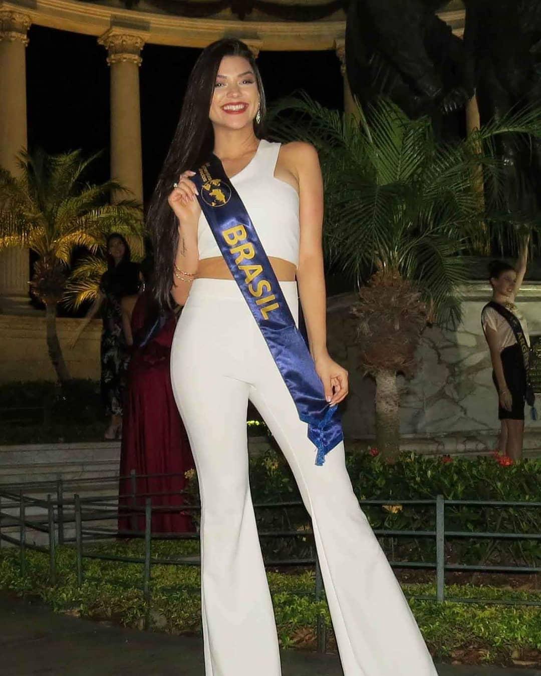 gleycy correia, miss brasil continentes unidos 2018. - Página 4 41434910