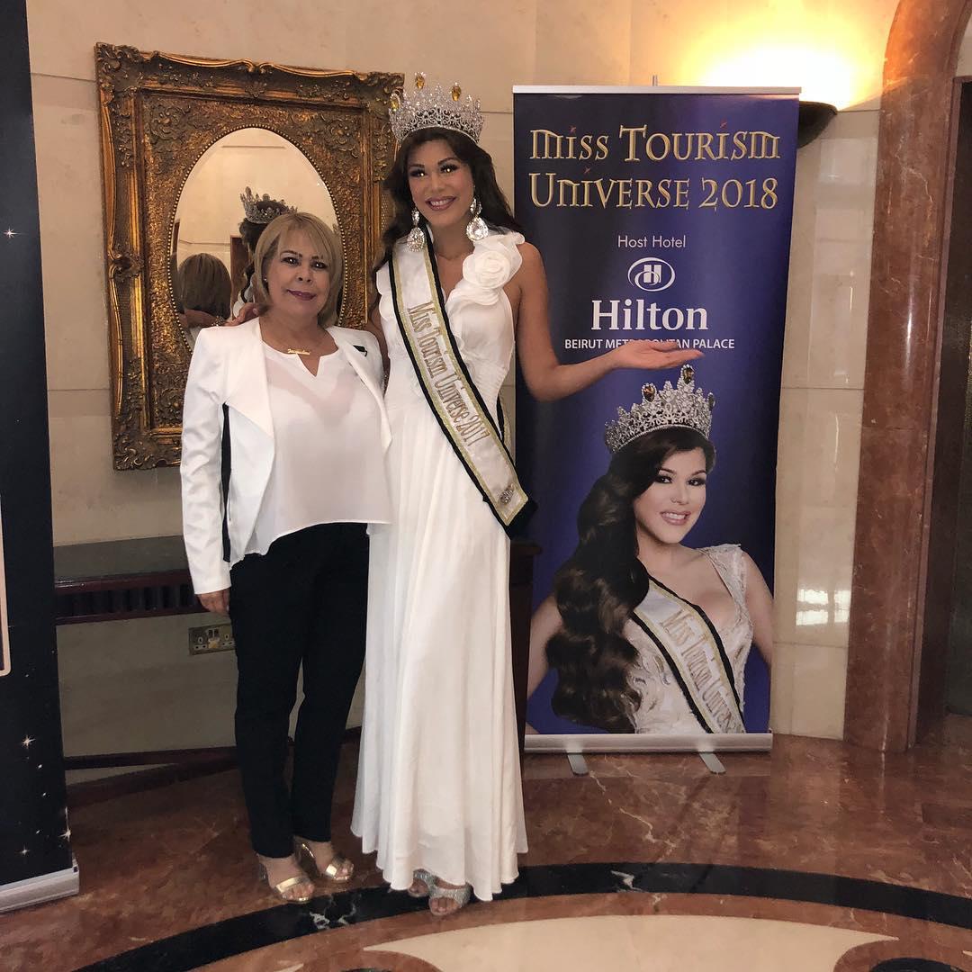 alexandra meza, miss tourism universe 2017.  41440210