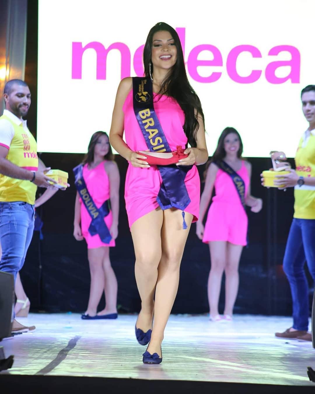 gleycy correia, miss brasil continentes unidos 2018. - Página 5 41448610