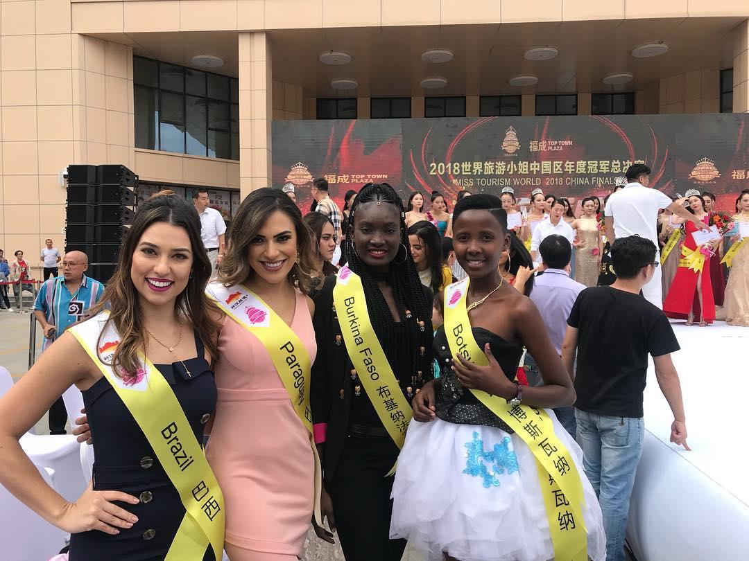 thais de mello candido, miss tourism world brazil 2018. - Página 3 41465810