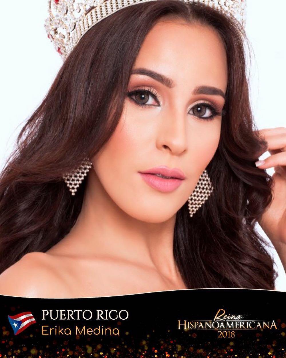 erika medina, miss puerto rico hispanoamericana 2018. 41468610
