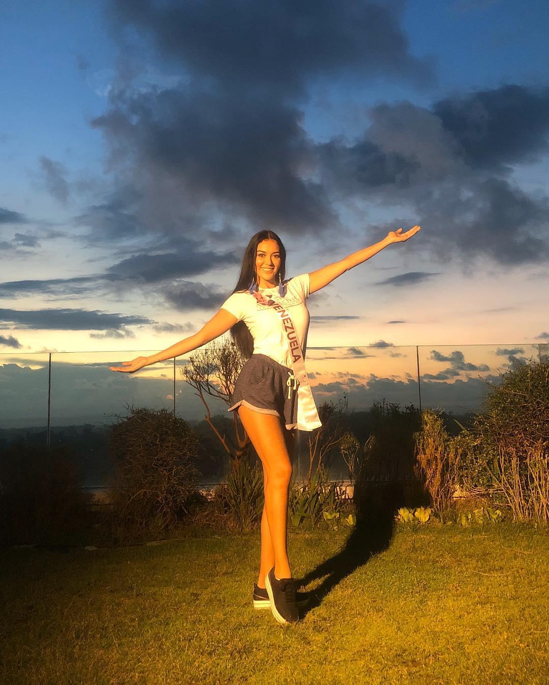 mariani chacon, 4th runner-up de miss asia pacific international 2018. - Página 4 41492310