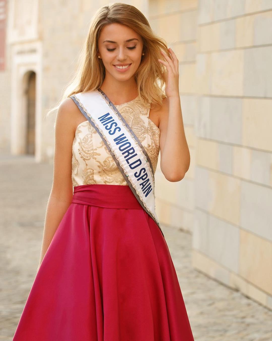 amaia izar leache, miss world spain 2018. - Página 4 41494910