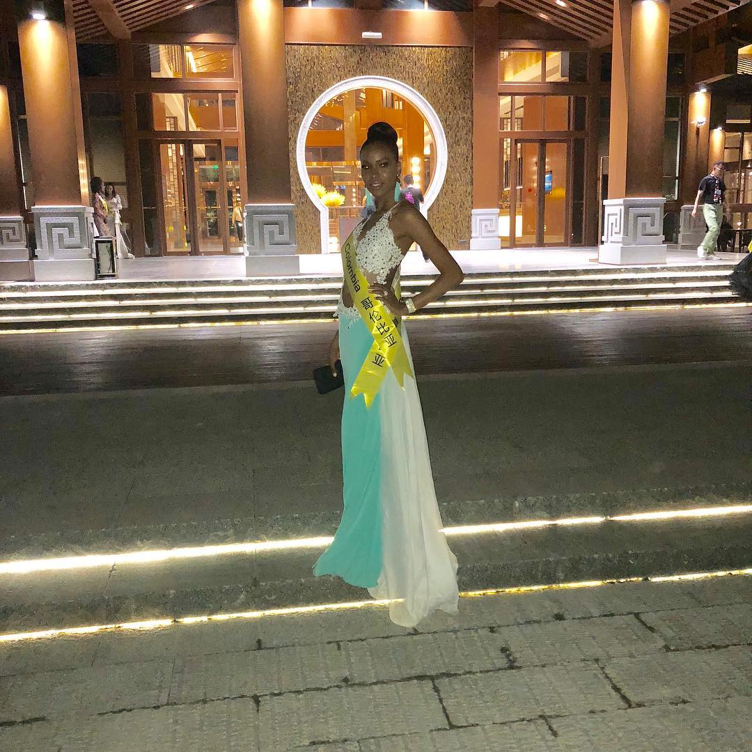 katherine huila, miss tourism world colombia 2018. - Página 2 41495810