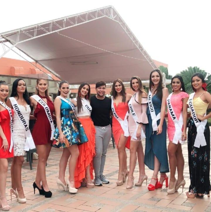 melody calderon, candidata a miss peru universo 2019/primera finalista reyna mundial banano 2018. - Página 2 41514210
