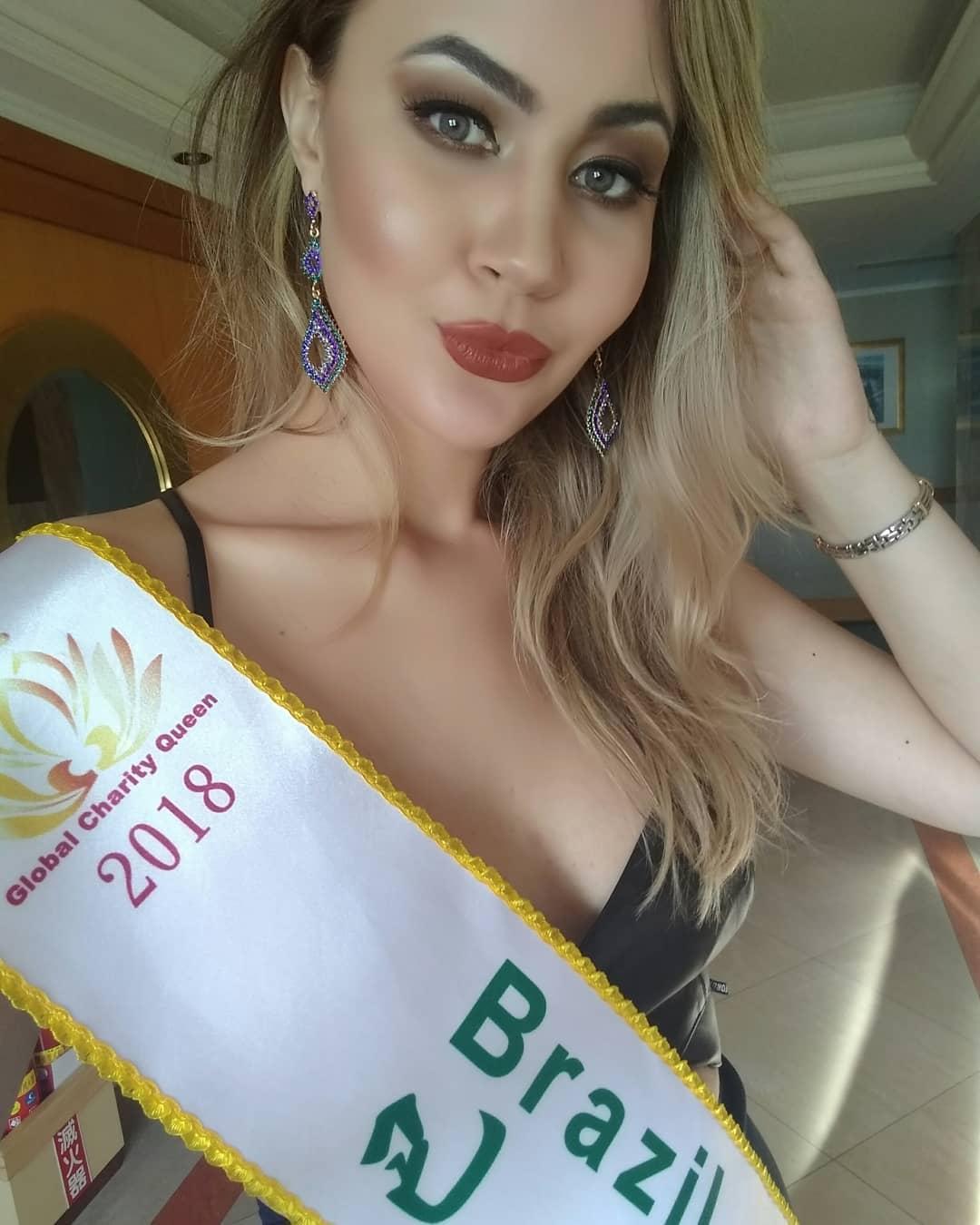 sabrina soares da silva, global charity queen brazil 2018. 41514211