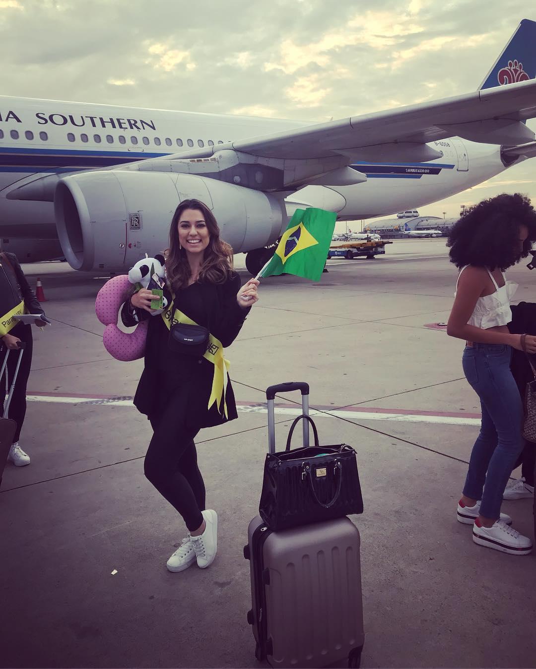 thais de mello candido, miss tourism world brazil 2018. - Página 3 41522210