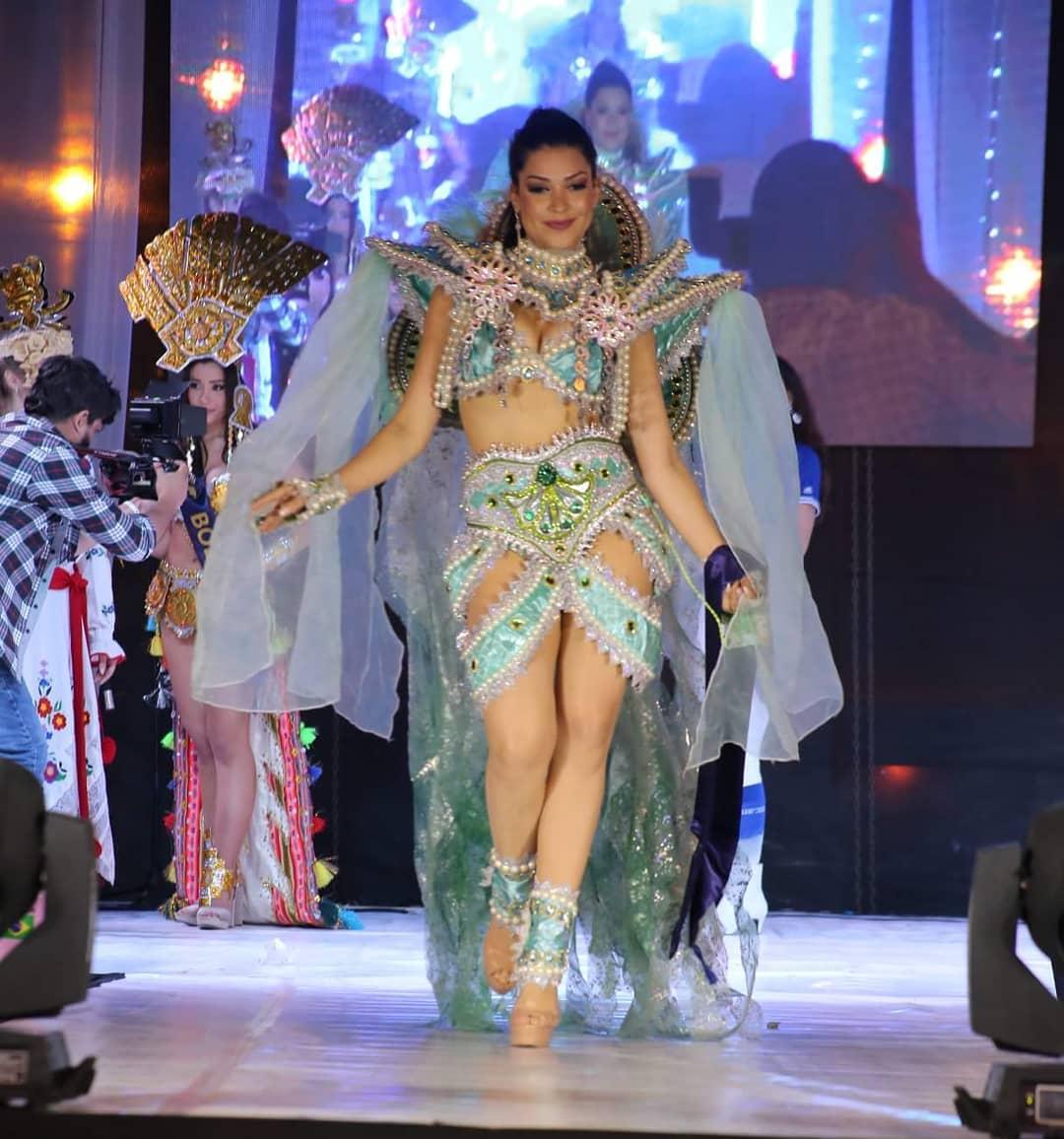 gleycy correia, miss brasil continentes unidos 2018. - Página 5 41523310