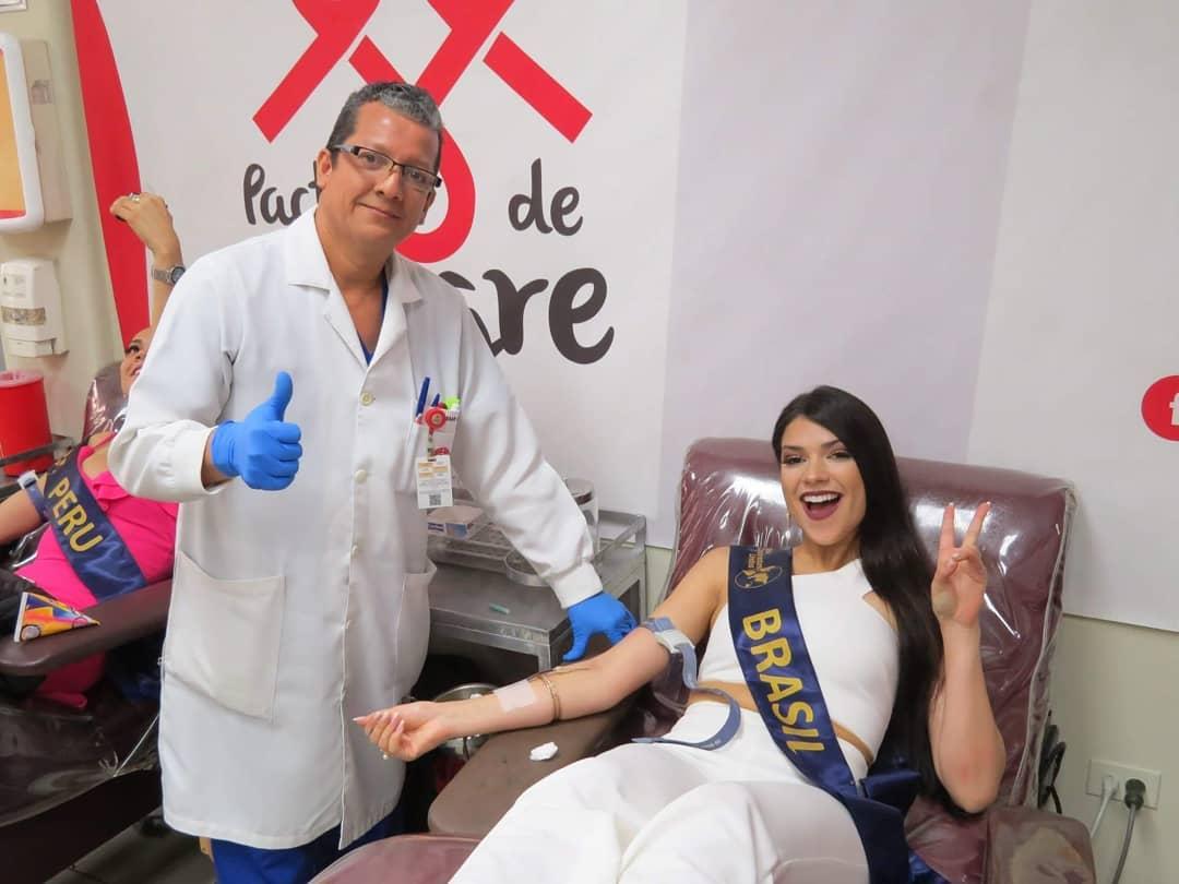 gleycy correia, miss brasil continentes unidos 2018. - Página 5 41537010