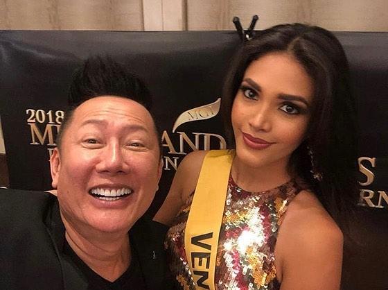 biliannis alvarez, top 10 de miss grand international 2018. - Página 5 41575311