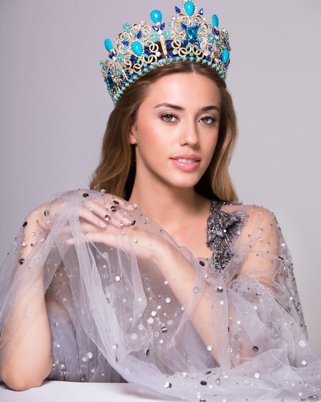 amaia izar leache, miss world spain 2018. - Página 4 41582510