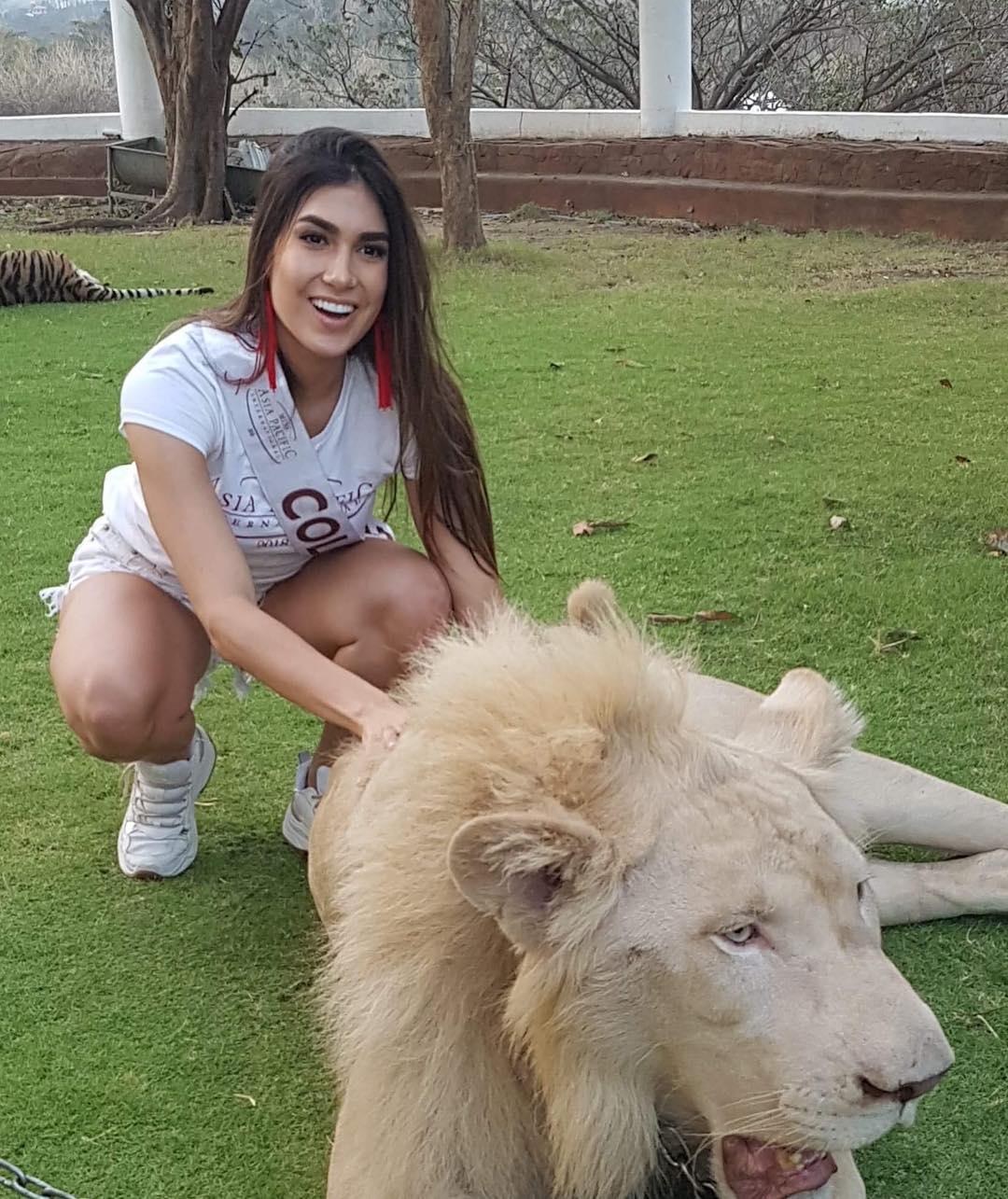 melissa lopez rios, top 20 de miss asia pacific international 2018/top 2 de miss colombia mundo 2018. - Página 2 41584410