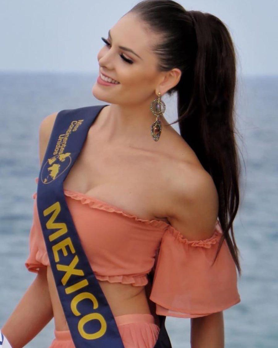 andrea saenz, miss continentes unidos 2018. - Página 4 41591010