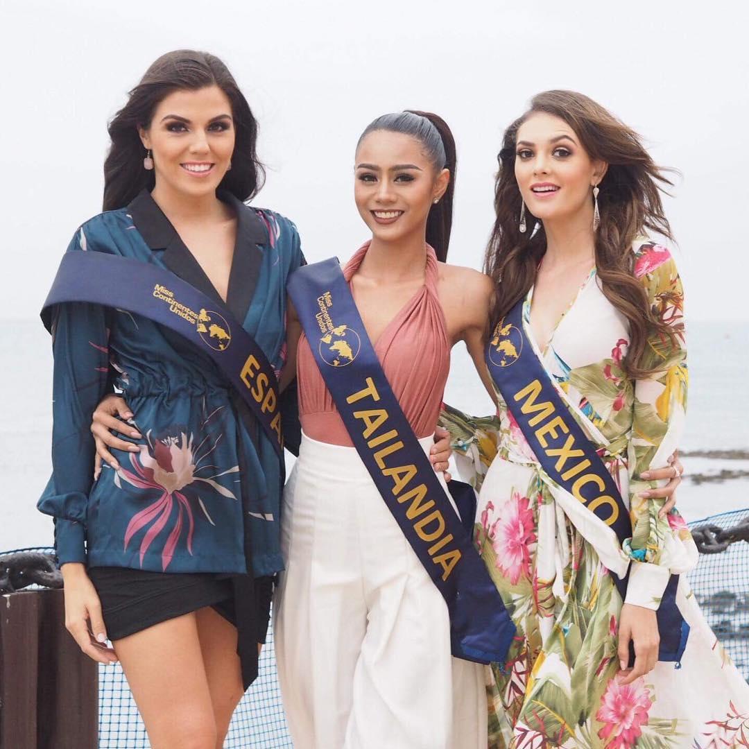 andrea saenz, miss continentes unidos 2018. - Página 4 41595610