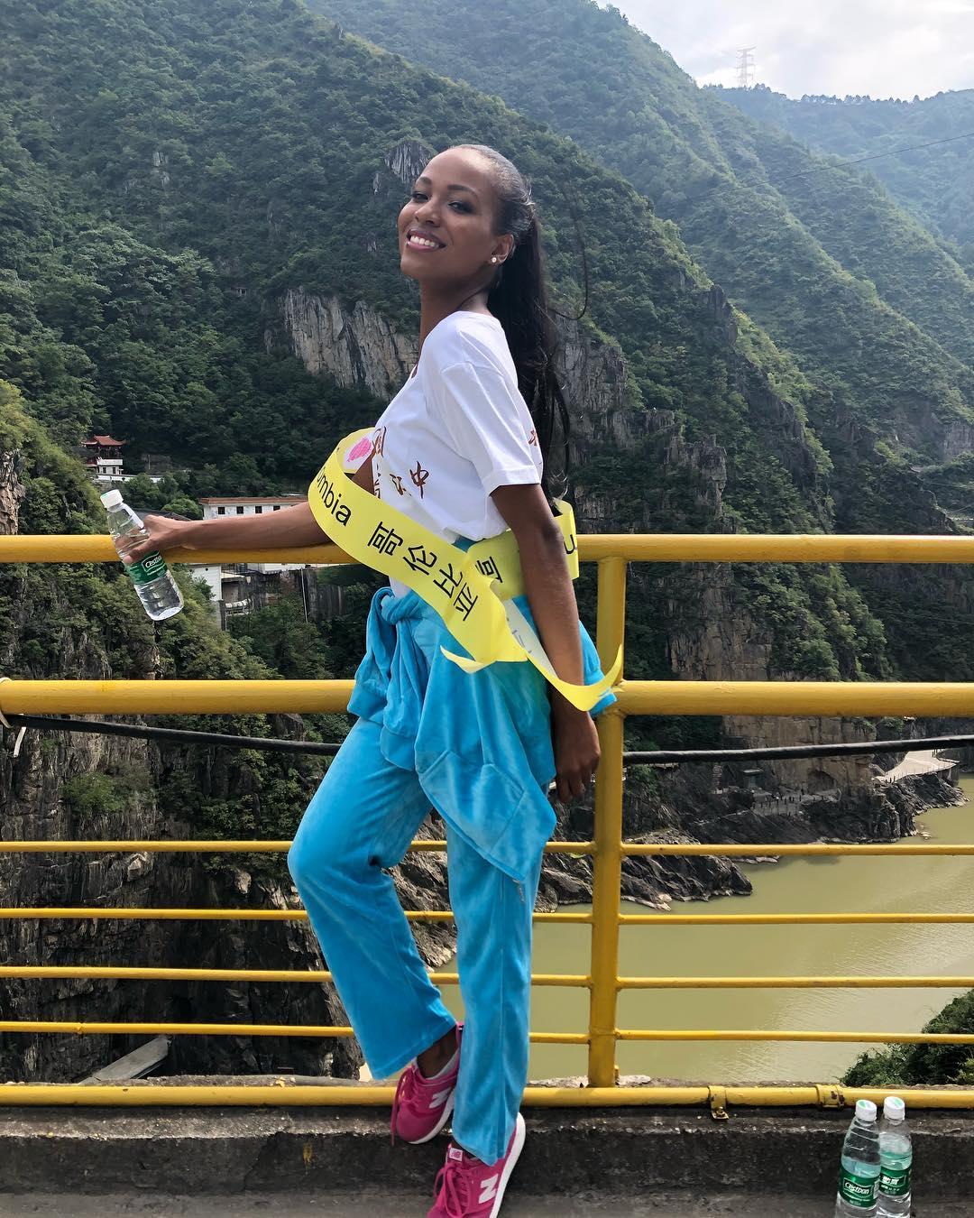 katherine huila, miss tourism world colombia 2018. - Página 2 41633310