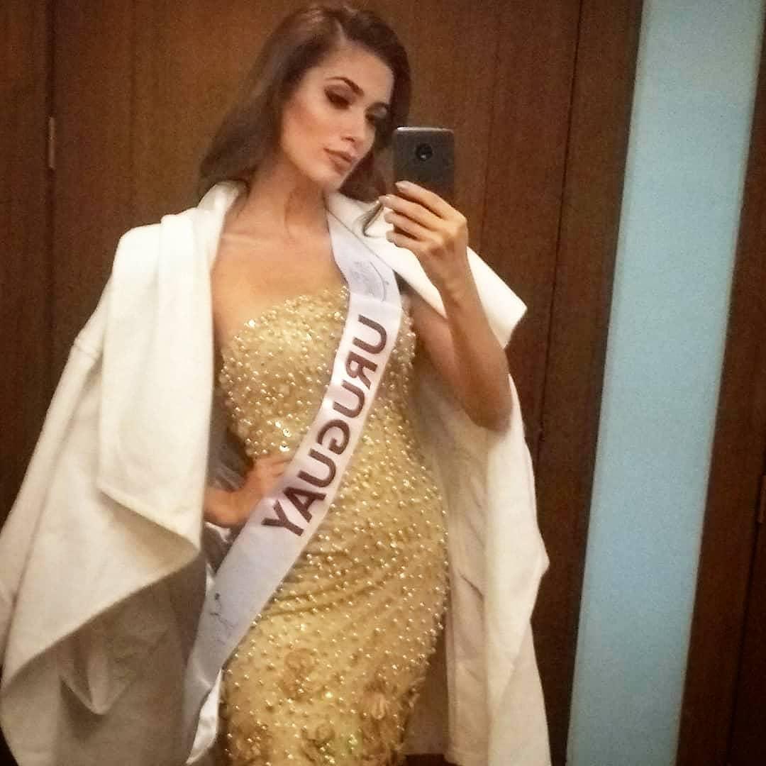 natalia gurgel, top model brasil 2021/miss morada nova 2019/miss sertao central empresarial 2018/top 20 de miss asia pacific international 2018, representando o uruguai. - Página 2 41666910