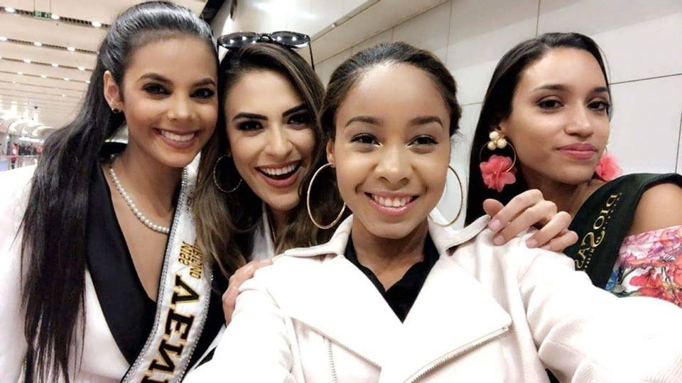 alexandra sanabria, miss tourism world venezuela 2018. - Página 2 41674610