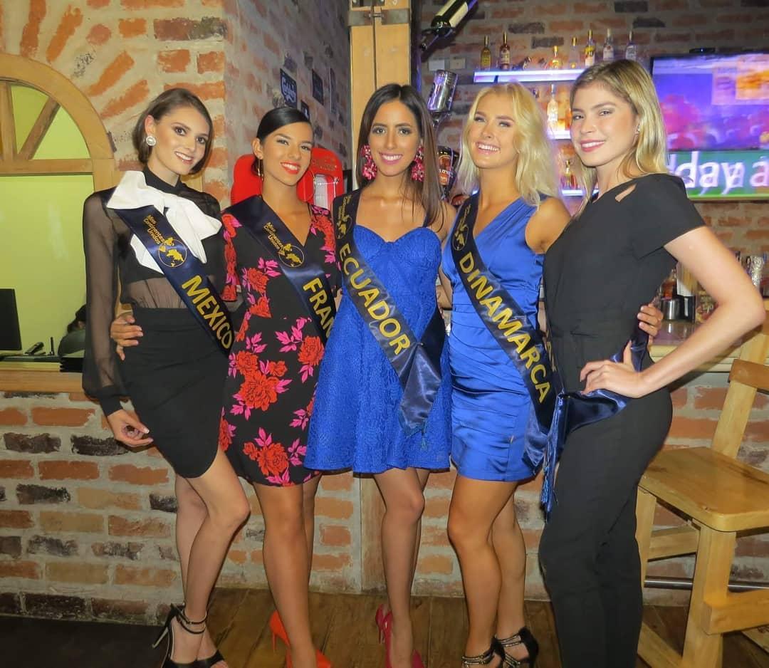 andrea saenz, miss continentes unidos 2018. - Página 3 41681810