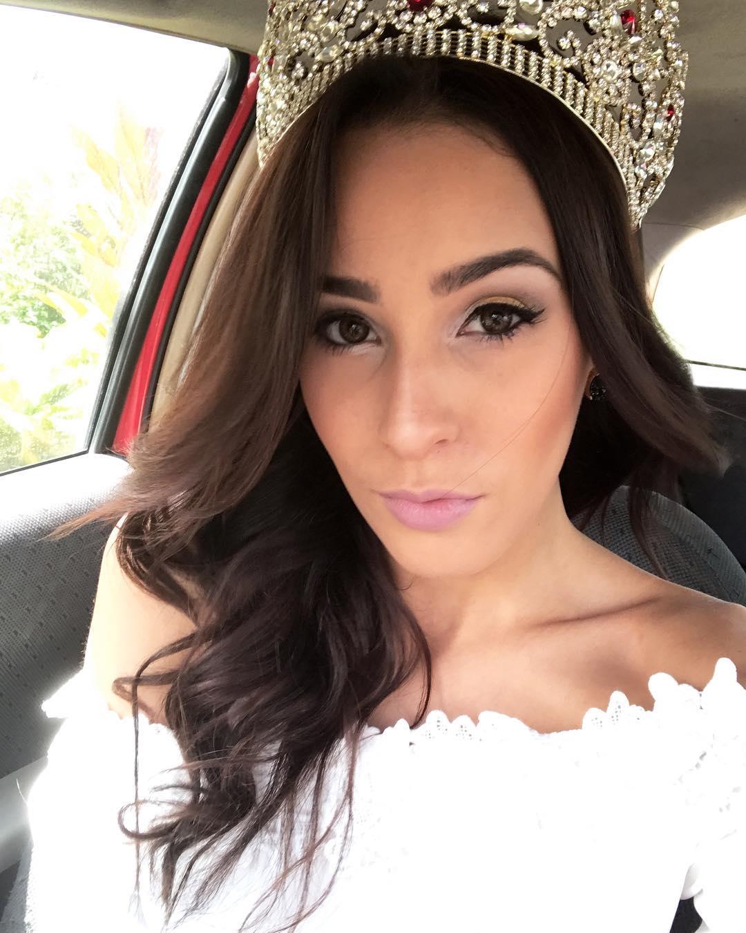 erika medina, miss puerto rico hispanoamericana 2018. 41694010