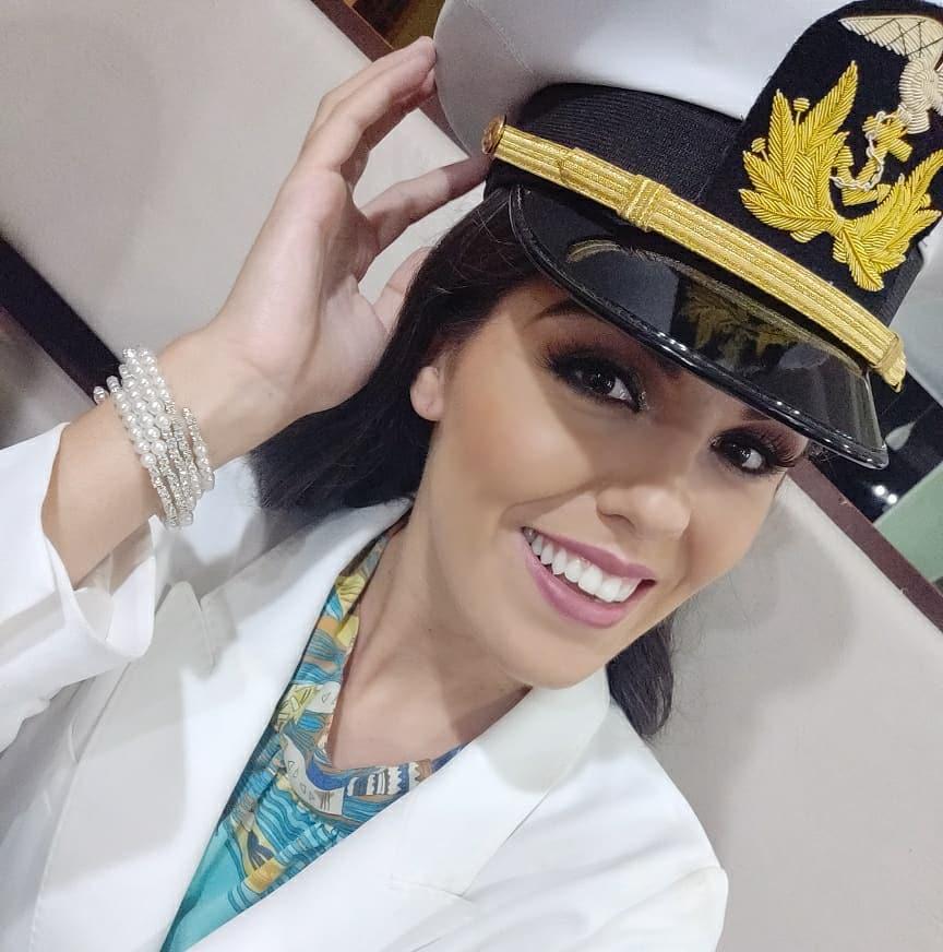 cynthia ruz lopez escobar, 3rd runner-up de miss continentes unidos 2018. - Página 4 41696410