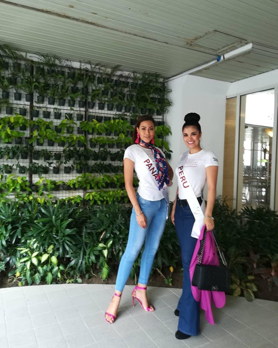karen isabel rojas, miss tourism world peru 2019/top 20 de miss asia pacific international 2018/miss earth peru 2017. - Página 15 41704010