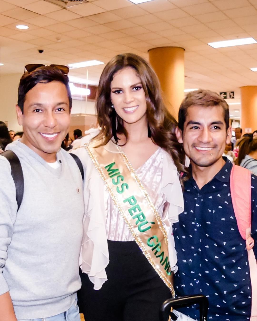 andrea moberg, top 20 de miss grand international 2018 (best national costume). - Página 3 41715011