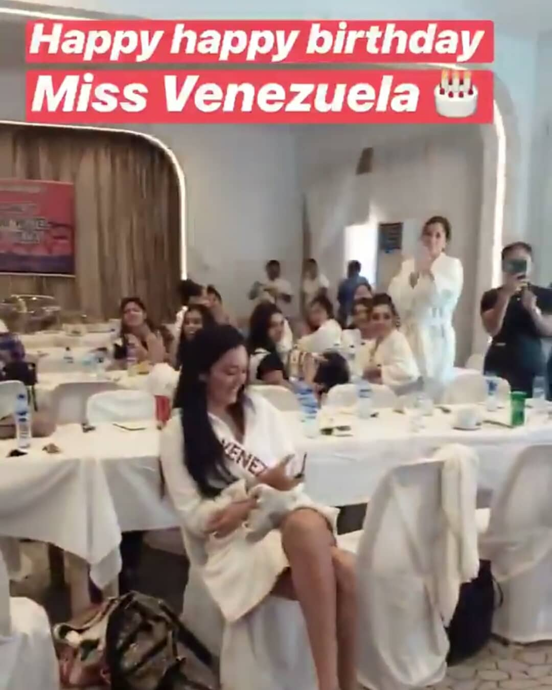 mariani chacon, 4th runner-up de miss asia pacific international 2018. - Página 4 41720610
