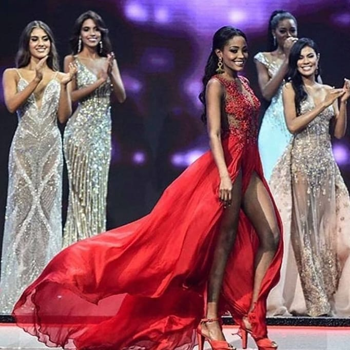 alma diaz, miss colombia hispanoamericana 2018. - Página 2 41836810